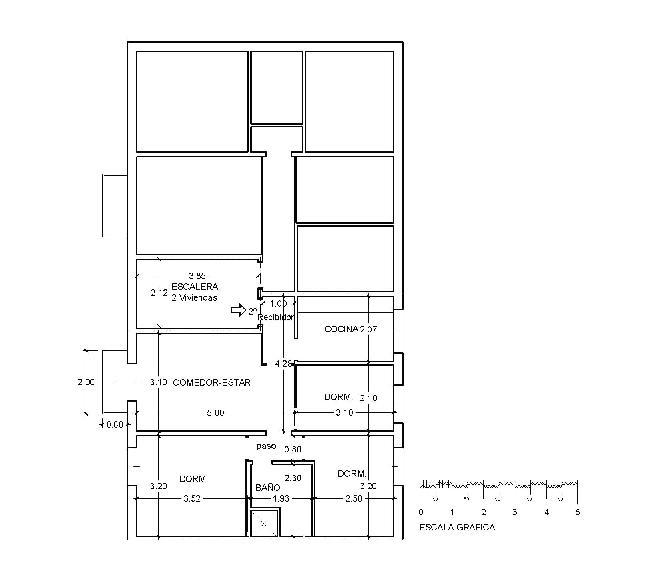 Piso en venta en La Floresta, Tarragona, Tarragona, Calle Begonia, 32.919 €, 3 habitaciones, 1 baño, 70 m2