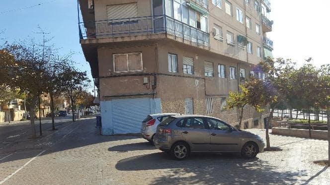 Piso en venta en Alicante/alacant, Alicante, Calle Teulada, 45.000 €, 3 habitaciones, 1 baño, 80 m2