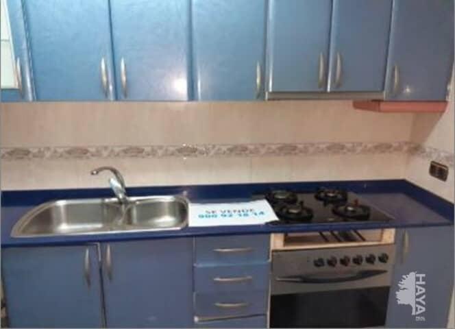 Piso en venta en L` Hospitalet de Llobregat, Barcelona, Calle Garrofers, 93.100 €, 3 habitaciones, 1 baño, 50 m2