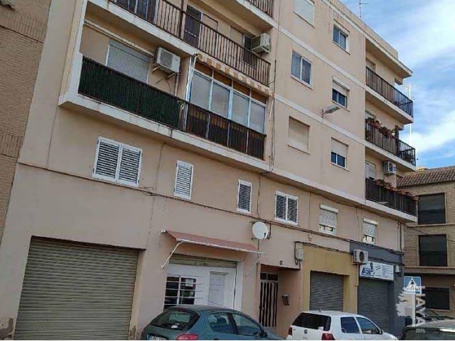 Piso en venta en El Port de Sagunt, Sagunto/sagunt, Valencia, Calle Rey Sancho El Fuerte, 53.530 €, 4 habitaciones, 2 baños, 101 m2