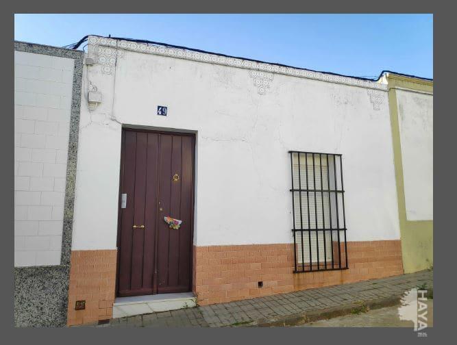Casa en venta en Villafranca de los Barros, Badajoz, Calle Marqués de Valdegama, 71.680 €, 4 habitaciones, 1 baño, 128 m2