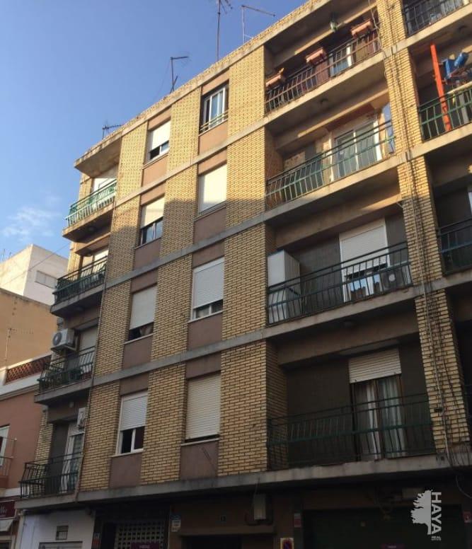 Piso en venta en Torrent, Valencia, Calle Vicente Blasco Ibañez, 36.894 €, 3 habitaciones, 1 baño, 91 m2