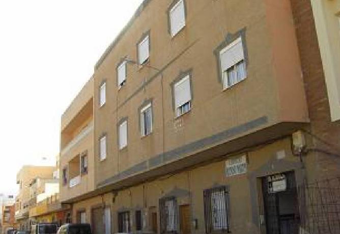Piso en venta en Los Depósitos, Roquetas de Mar, Almería, Calle Molinero, 28.533 €, 1 habitación, 1 baño, 40 m2