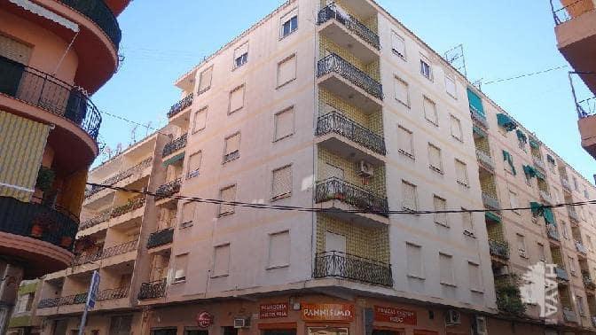 Piso en venta en Gandia, Valencia, Calle Ciutat Comtal, 36.000 €, 3 habitaciones, 1 baño, 102 m2