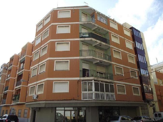 Piso en venta en La Pedrera, Dénia, Alicante, Calle Saladar, 84.200 €, 4 habitaciones, 2 baños, 140 m2