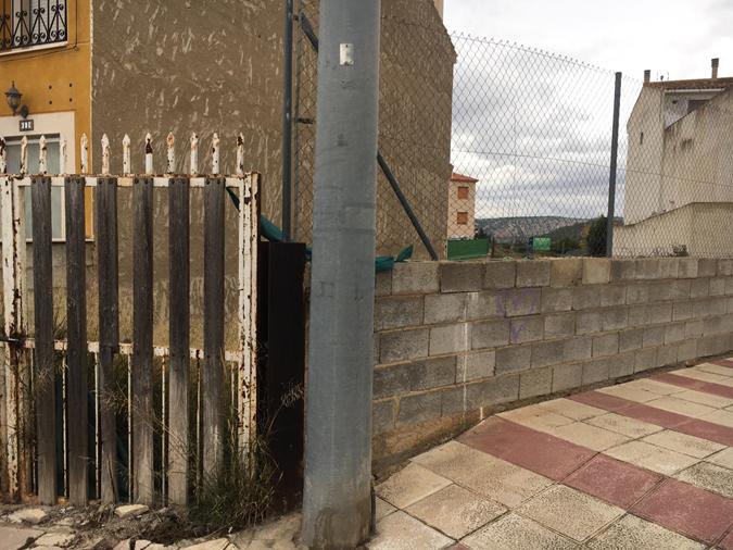 Suelo en venta en Barrio la Eras, Letur, Albacete, Calle Proyecto, 48.000 €, 411,6 m2