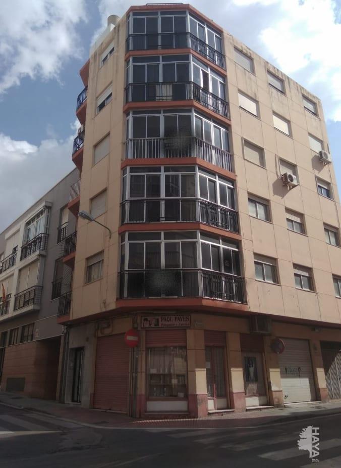 Piso en venta en Los Ángeles, Almería, Almería, Calle Ramos, 77.805 €, 4 habitaciones, 1 baño, 100 m2
