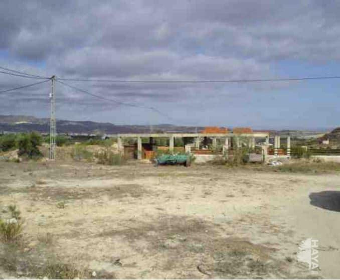 Suelo en venta en Turre, Almería, Calle de Mojacar, 55.500 €, 1446 m2