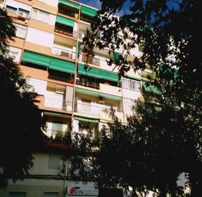 Piso en venta en Alicante/alacant, Alicante, Calle Enrique Madrid, 50.200 €, 3 habitaciones, 1 baño, 64 m2