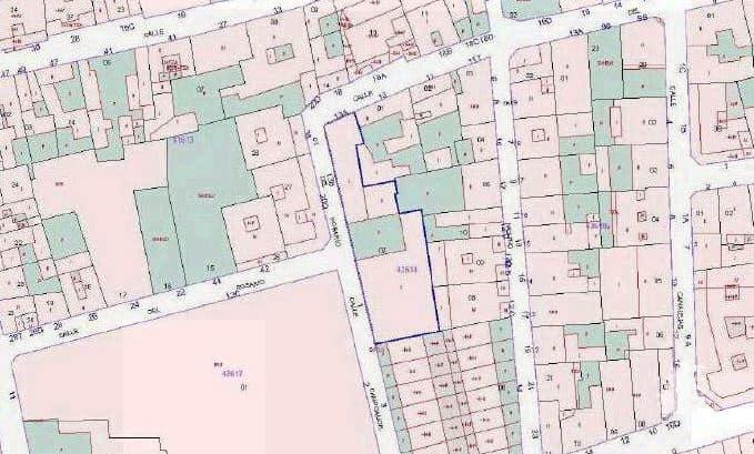 Piso en venta en Villarrobledo, Villarrobledo, Albacete, Calle Rosario, 62.600 €, 1 habitación, 1 baño, 110 m2