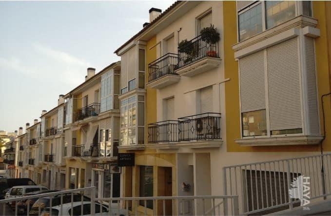 Piso en venta en Huércal-overa, Almería, Calle Carretera, 55.700 €, 3 habitaciones, 1 baño, 73 m2