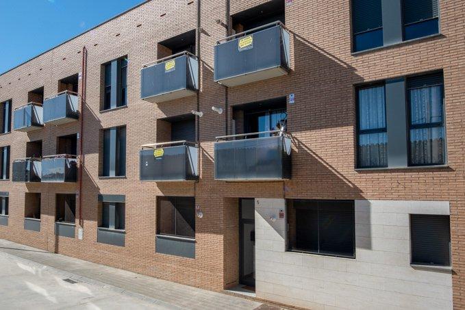 Piso en venta en Vilagrassa, Lleida, Calle de la Capella, 66.200 €, 109 m2