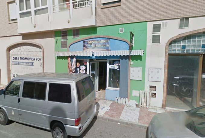 Local en venta en Roquetas de Mar, Almería, Calle Sabinal, 80.100 €, 110 m2