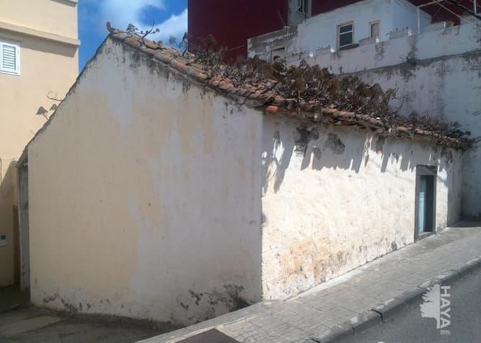 Casa en venta en Visvique, Arucas, Las Palmas, Calle Obispo Pildain, 53.167 €, 1 baño, 103 m2