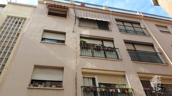 Piso en venta en Murcia, Murcia, Calle Serrano, 85.936 €, 3 habitaciones, 1 baño, 93 m2