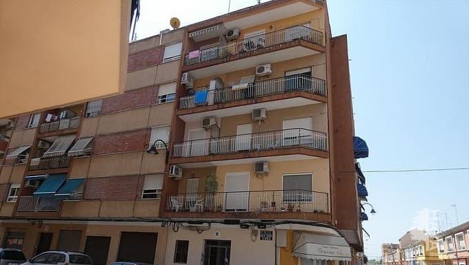 Piso en venta en Alquerieta, Alzira, Valencia, Calle Josep Maria Llopico, 40.000 €, 3 habitaciones, 1 baño, 97 m2