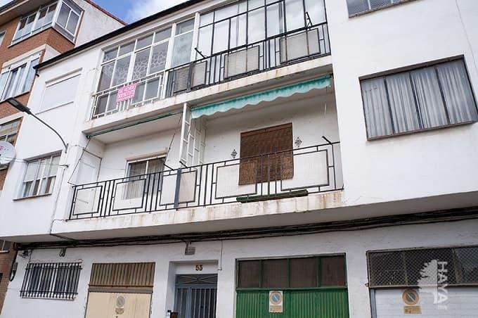 Piso en venta en Ávila, Ávila, Calle Capitan Mendez Vigo, 55.500 €, 2 habitaciones, 1 baño, 106 m2