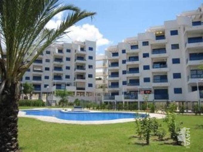 Piso en venta en Diputación de los Puertos, Cartagena, Murcia, Avenida Isla de Pascua, 77.796 €, 2 habitaciones, 1 baño, 63 m2