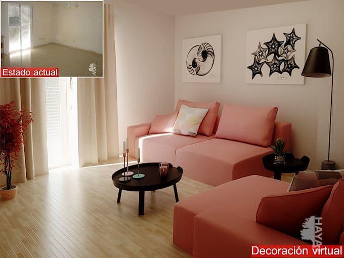 Piso en venta en Cuevas del Almanzora, Almería, Calle Cervantes, 65.000 €, 3 habitaciones, 1 baño, 70 m2