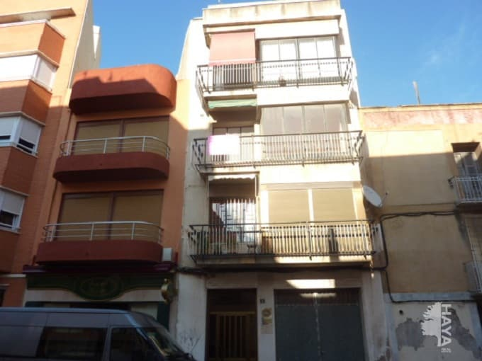 Piso en venta en Benicarló, Castellón, Calle Maestro Serrano, 67.690 €, 3 habitaciones, 1 baño, 79 m2