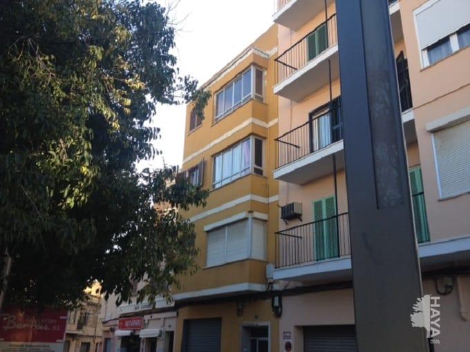Piso en venta en Palma de Mallorca, Baleares, Plaza Sant Francesc Xavier, 80.585 €, 2 habitaciones, 1 baño, 59 m2