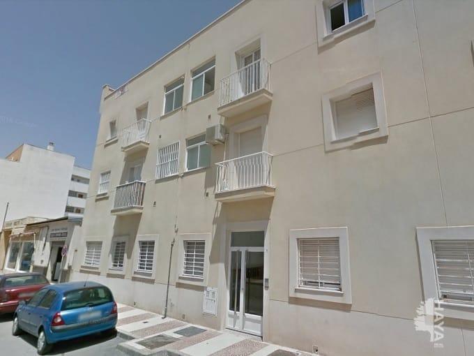 Piso en venta en Roquetas de Mar, Almería, Calle Luis Buñuel, 72.191 €, 2 habitaciones, 1 baño, 68 m2