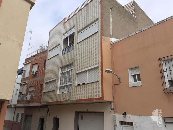 Piso en venta en Badajoz, Badajoz, Calle la Pimienta, 62.000 €, 3 habitaciones, 1 baño