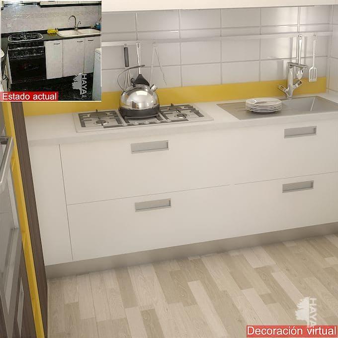 Piso en venta en Sant Andreu de la Barca, Barcelona, Calle Parc Vall Palau, 157.000 €, 3 habitaciones, 1 baño, 88 m2