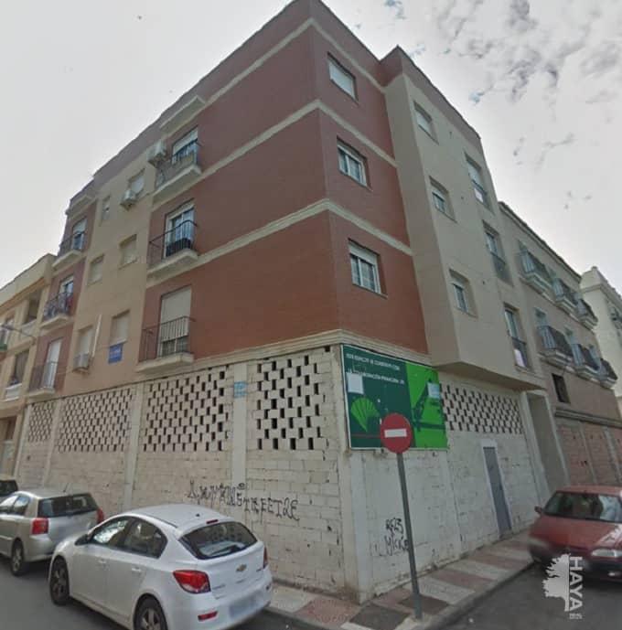 Piso en venta en Los Depósitos, Roquetas de Mar, Almería, Plaza Labradores (r), 43.200 €, 3 habitaciones, 1 baño, 85 m2