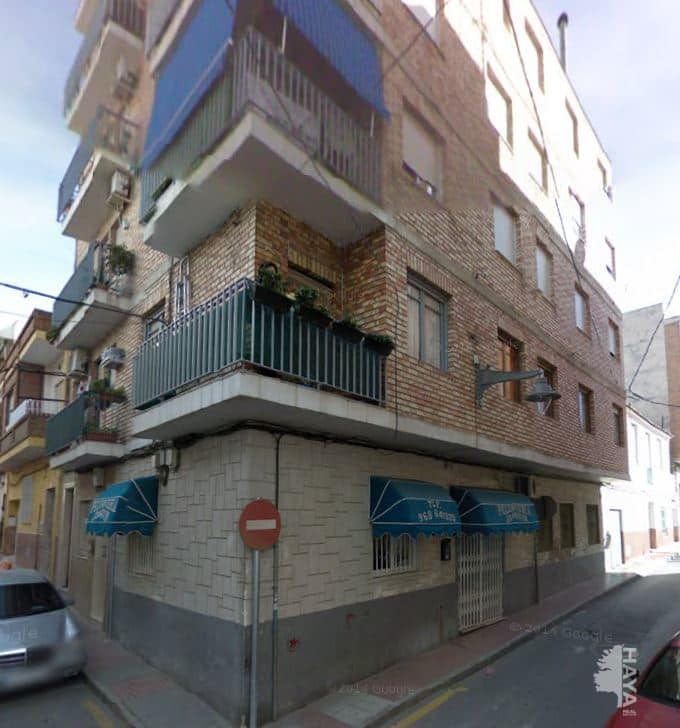 Piso en venta en Molina de Segura, Murcia, Calle San Francisco, 34.900 €, 2 habitaciones, 1 baño, 64 m2