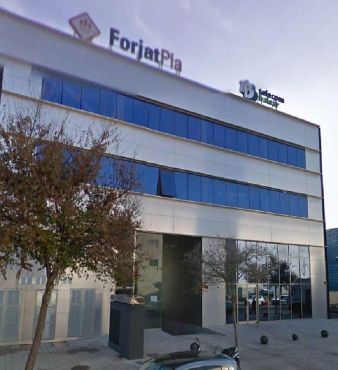 Oficina en venta en Amanecer, Palma de Mallorca, Baleares, Calle Gremi de Passamaners, 159.587 €, 111 m2
