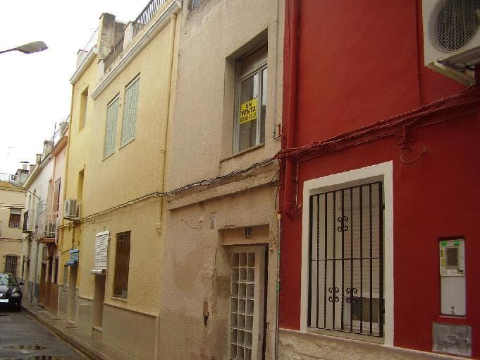 Casa en venta en Cogullada, Carcaixent, Valencia, Calle del Hort del Sapo, 38.872 €, 2 habitaciones, 1 baño, 111 m2