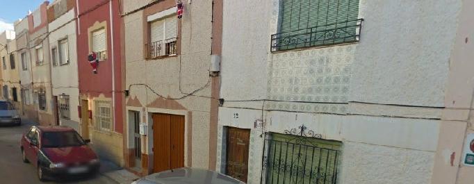 Casa en venta en Villa Blanca, Almería, Almería, Calle Sierra Morena, 65.713 €, 4 habitaciones, 2 baños, 109 m2