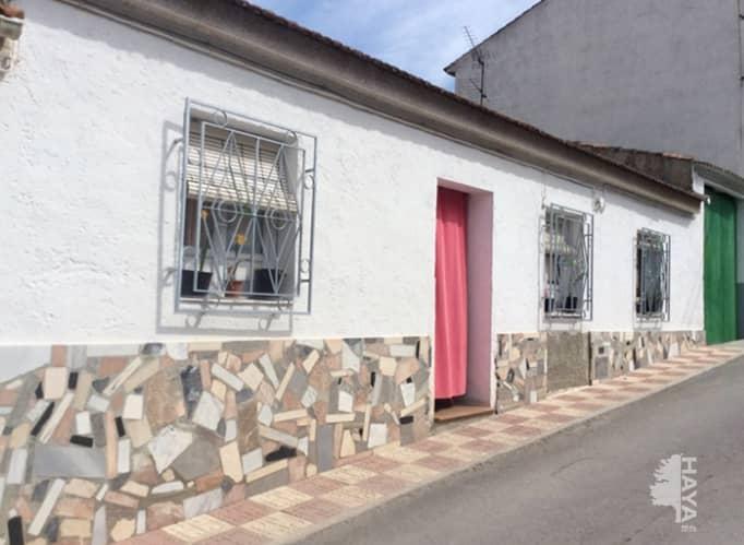 Casa en venta en Moclín, Moclín, Granada, Calle Principe, 40.725 €, 4 habitaciones, 1 baño, 91 m2