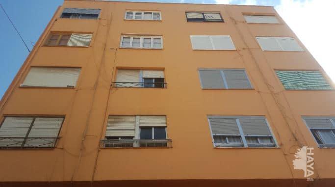 Piso en venta en Crevillent, Alicante, Calle Ronda Sud, 43.400 €, 3 habitaciones, 1 baño, 116 m2