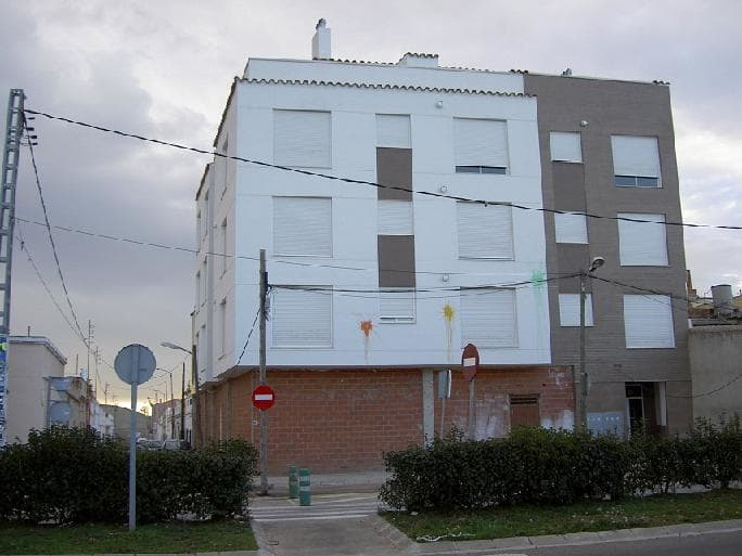 Piso en venta en Piso en Castellón de la Plana/castelló de la Plana, Castellón, 113.000 €, 2 habitaciones, 1 baño, 78 m2