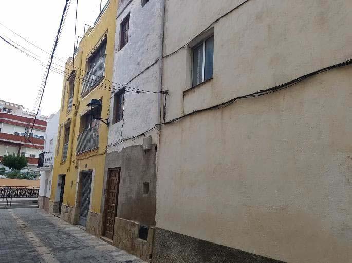 Casa en venta en Amposta, Tarragona, Calle Covadonga, 17.472 €, 1 habitación, 1 baño, 47 m2