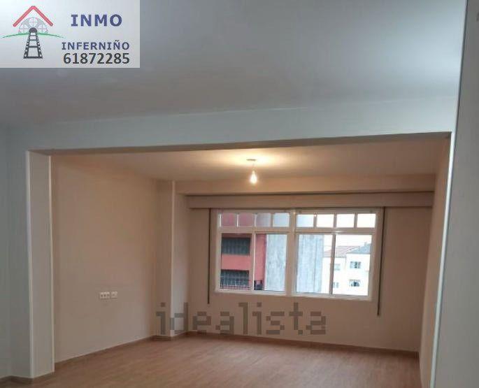 Piso en alquiler en Narón, A Coruña, Calle Paz, 450 €, 2 habitaciones, 1 baño, 95 m2