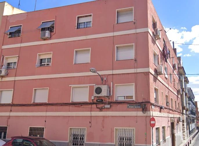 Piso en venta en Villaverde, Madrid, Madrid, Calle Eduardo Minguito, 98.968 €, 3 habitaciones, 1 baño, 64 m2