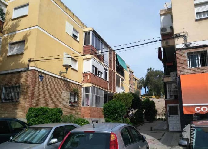 Piso en venta en Este, Málaga, Málaga, Calle Caballo de Gonela, 115.072 €, 2 habitaciones, 1 baño, 69 m2