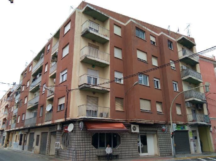 Piso en venta en El Verger, Alicante, Avenida Constitución, 38.369 €, 4 habitaciones, 2 baños, 103 m2