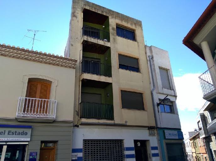 Piso en venta en Pamis, Ondara, Alicante, Plaza Picornell, 64.010 €, 4 habitaciones, 2 baños, 137 m2