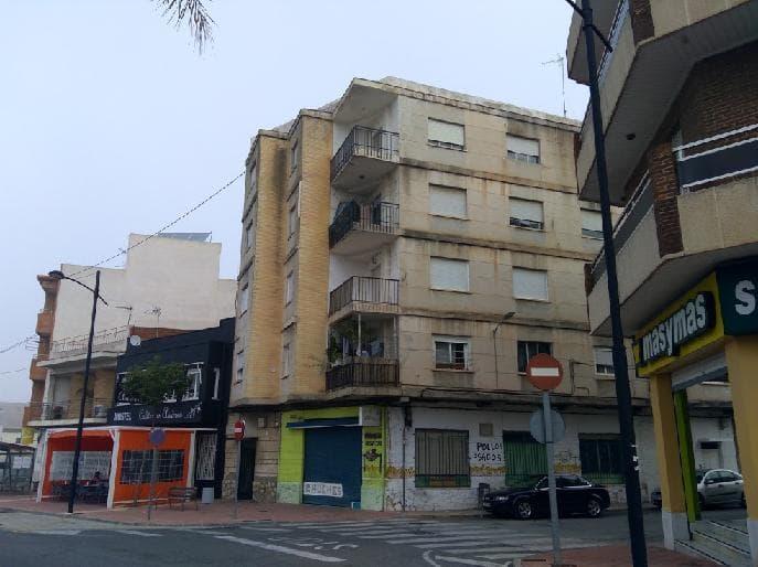 Piso en venta en El Verger, Alicante, Avenida de Valencia, 23.609 €, 4 habitaciones, 1 baño, 90 m2