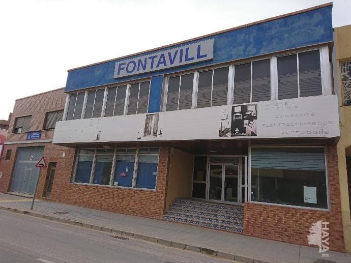Industrial en venta en Vila-real, Castellón, Calle Onda, 267.000 €, 1225 m2
