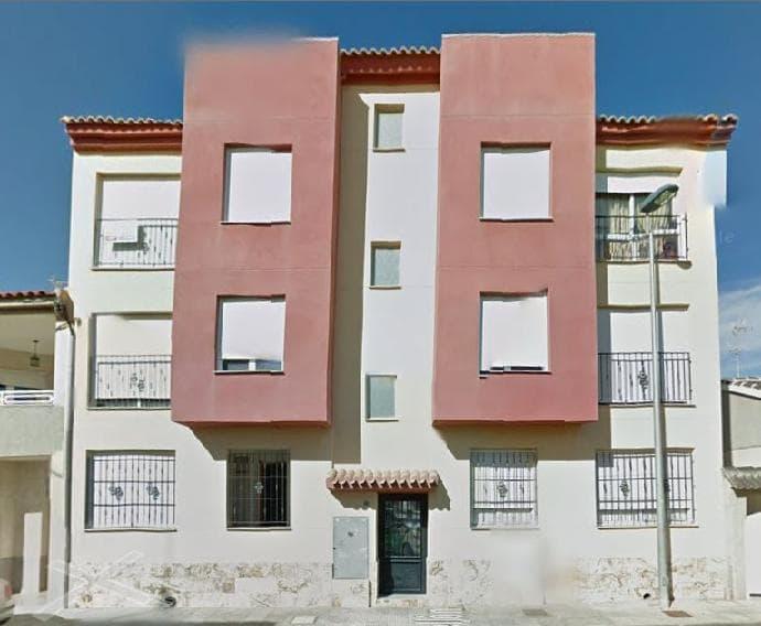 Piso en venta en San Javier, Murcia, Calle Castellón, 69.800 €, 2 habitaciones, 1 baño, 101 m2