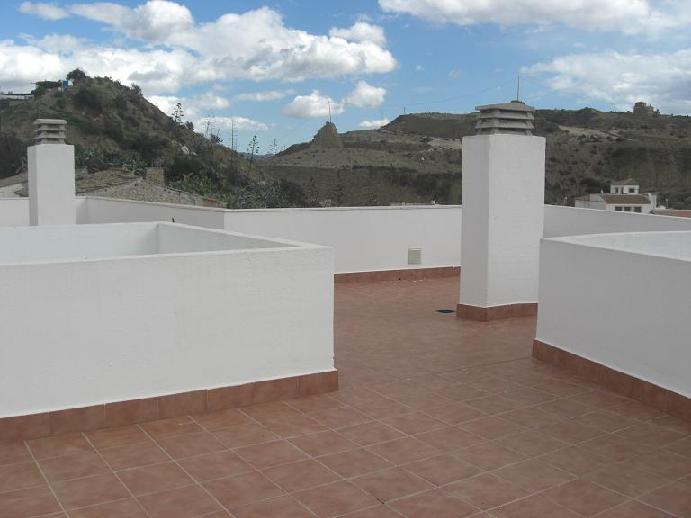Piso en venta en La Alfoquia, Zurgena, Almería, Calle Matadero, 56.400 €, 3 habitaciones, 2 baños, 93 m2