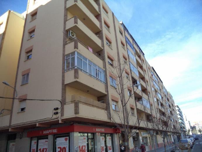 Piso en venta en Lleida, Lleida, Calle Riu Ebre, 60.454 €, 3 habitaciones, 1 baño, 91 m2