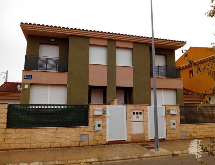 Casa en venta en Chinchilla de Monte-aragón, Albacete, Avenida Castilla la Mancha, 90.000 €, 3 habitaciones, 1 baño, 158 m2