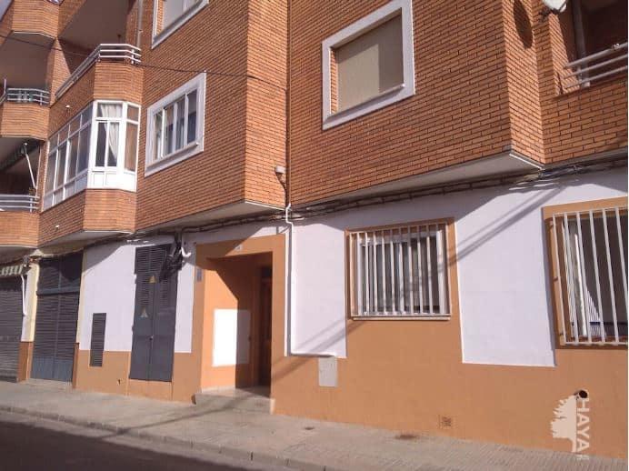 Piso en venta en Villarrobledo, Villarrobledo, Albacete, Calle Cementerio, 78.948 €, 3 habitaciones, 1 baño, 133 m2