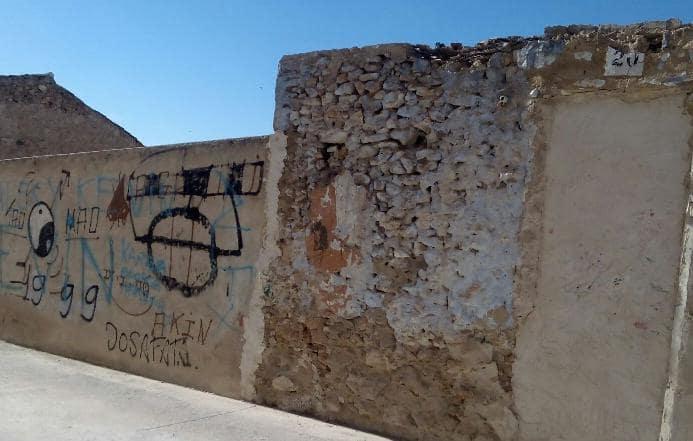 Suelo en venta en Hellín, Albacete, Calle Calle Lobo, 16.290 €, 109 m2